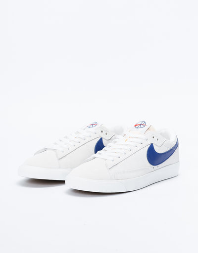 Nike SB X POLAR Zoom Blazer Low GT QS Summit White/Deep Royal Blue