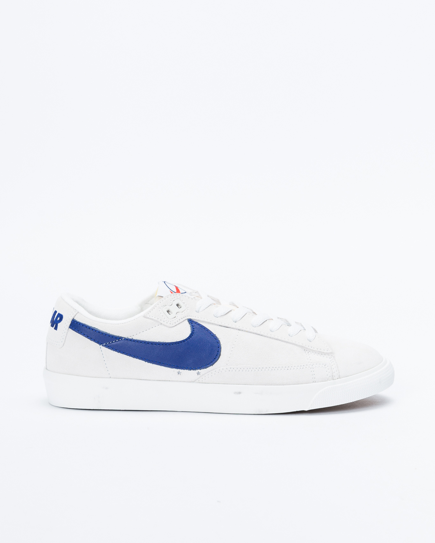 Nike SB X POLAR Zoom Blazer Low GT QS Summit White/Deep Royal Blue