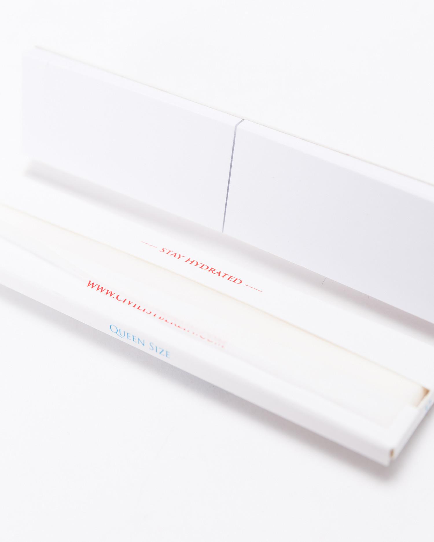 Civilist Zigarettenpapier White