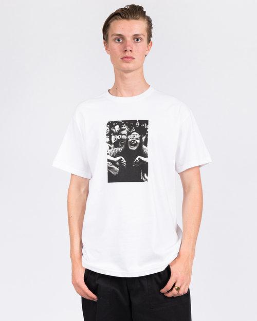 Fucking Awesome Fucking Awesome Scream T-Shirt White