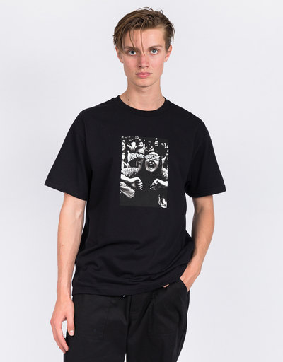 Fucking Awesome Scream T-Shirt Black