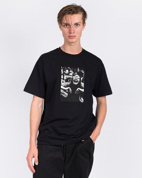 Fucking Awesome Fucking Awesome Scream T-Shirt Black