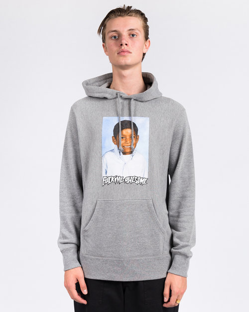 Fucking Awesome Fucking Awesome Louie Lopez Class Photo Hoodie Grey