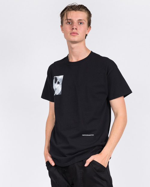 Poetic Collective Poetic Collective Fluid Tee Black