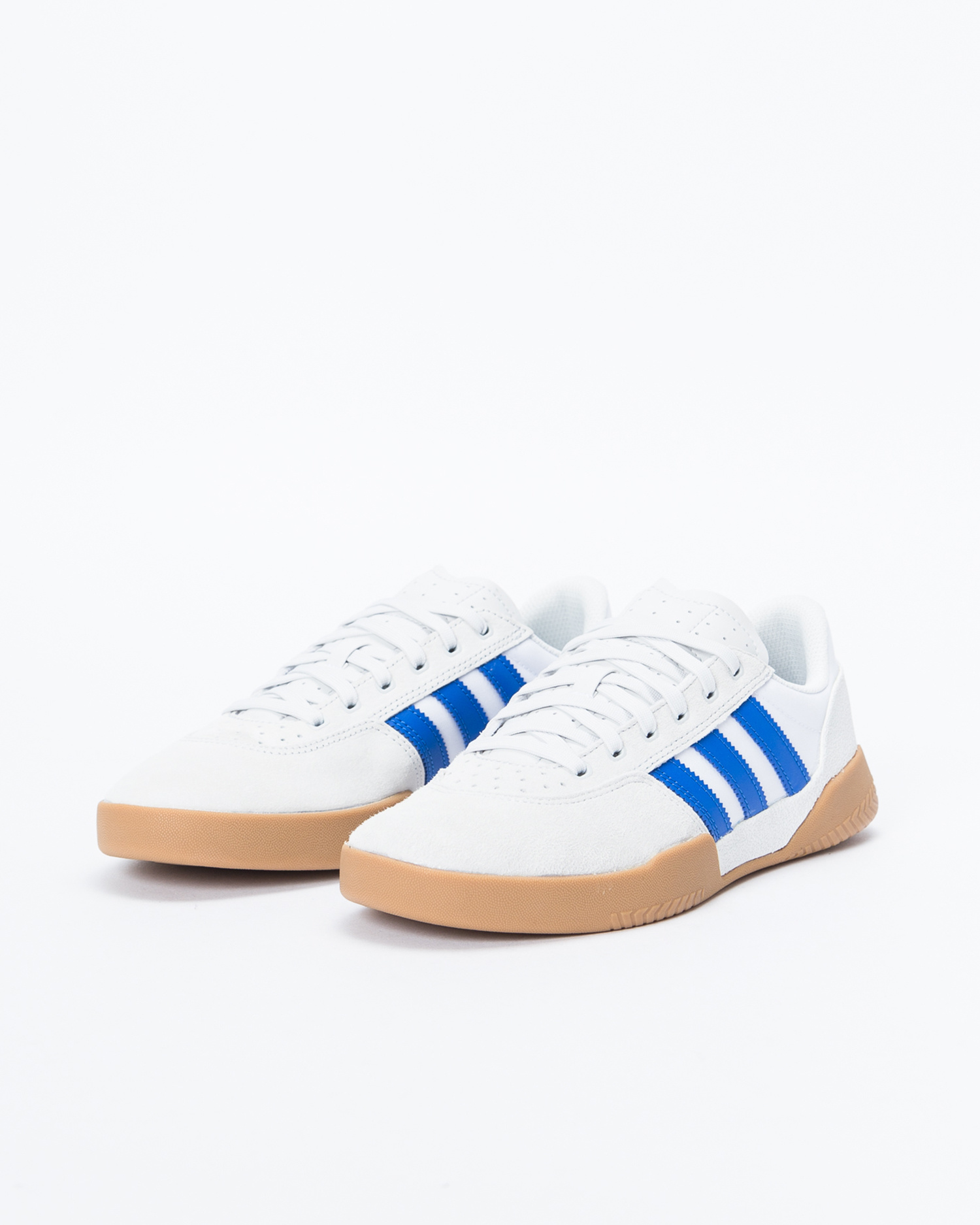 adidas City Cup Cry White/Blue/Gum
