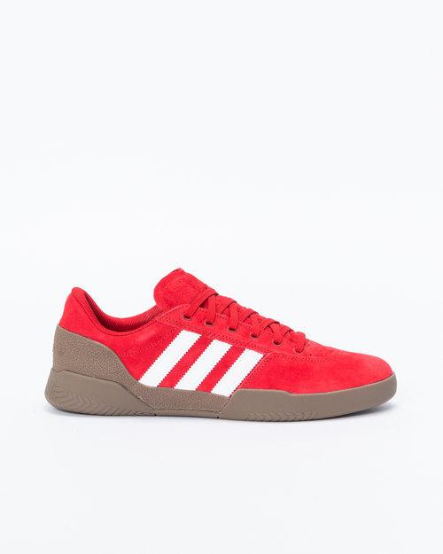 adidas Skateboarding Adidas city cup scarlet/ftwwht/gum5