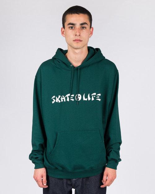 Polar Polar Skatelife Hoodie Dark Green