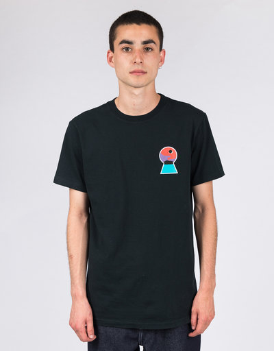 Numbers Edition ITO Downward Spiral Tee Black