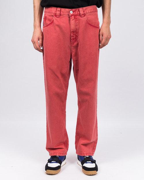 Polar Polar '93 Denim Jeans Washed Red