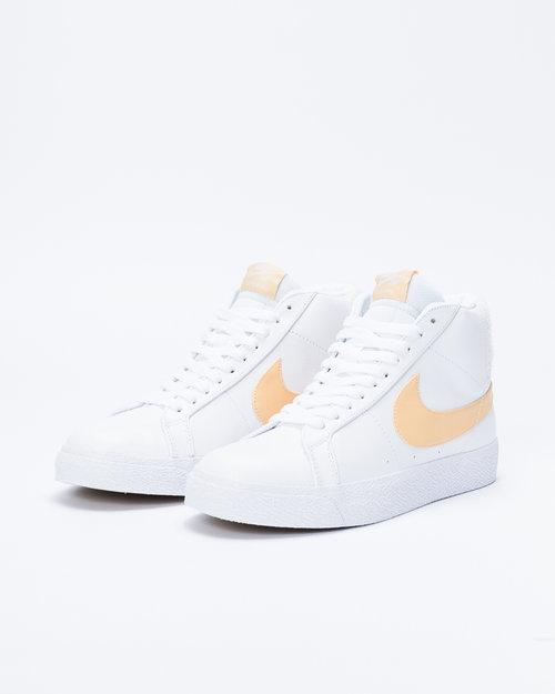 Nike SB Nike SB Zoom Blazer Mid Premium White/Celestial Gold