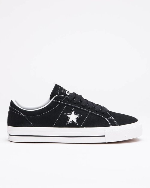 Converse Converse Pro One Star Ox Black/White/White Black