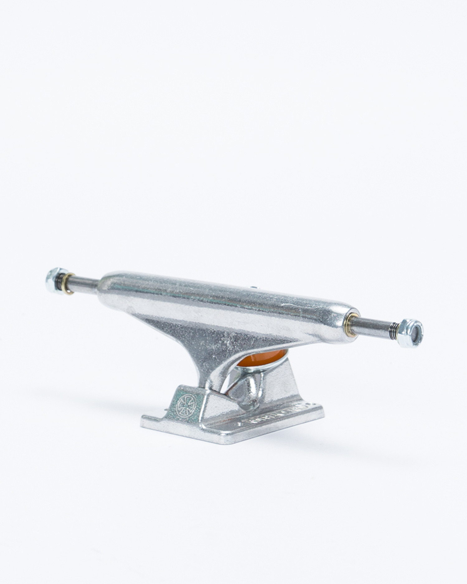 Independent Trucks XI 144 Polished Silver
