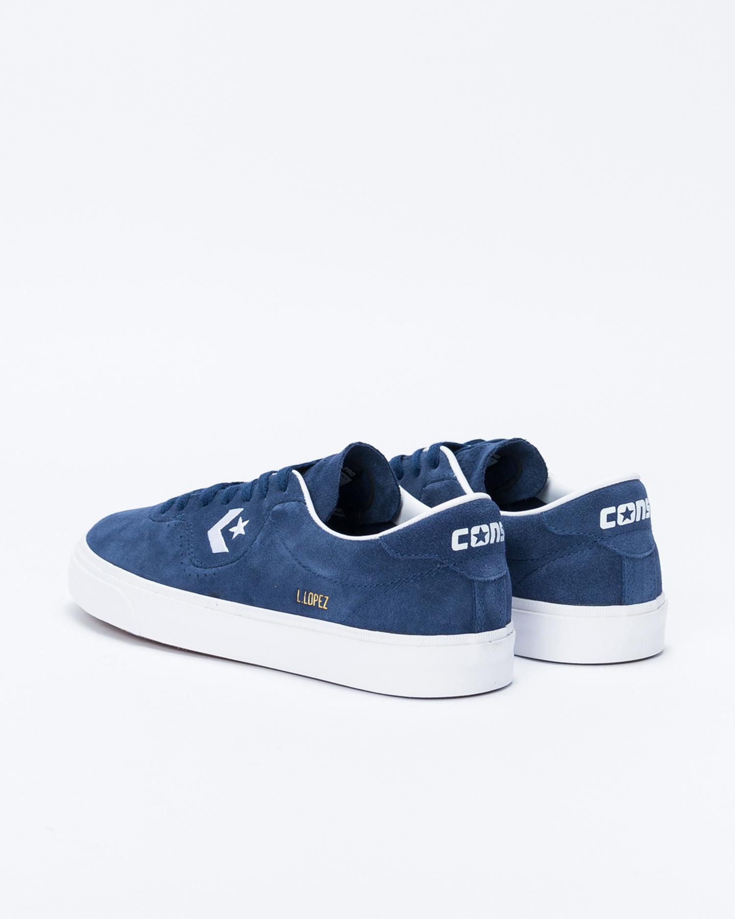 Converse Louie Lopez Pro Ox Navy/White/Gum