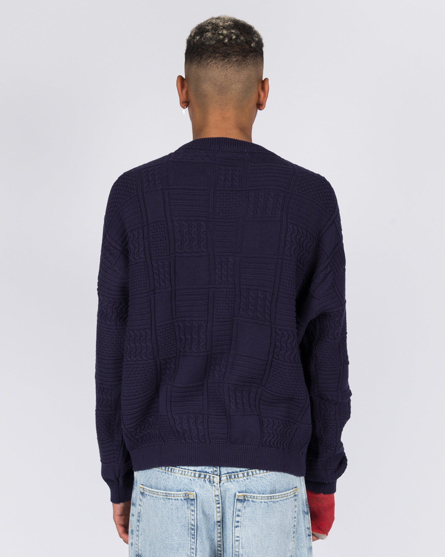 Yardsale Knitwear Navy