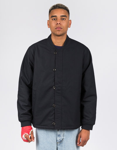 Levi's skate Pile Jacket Black Canvas