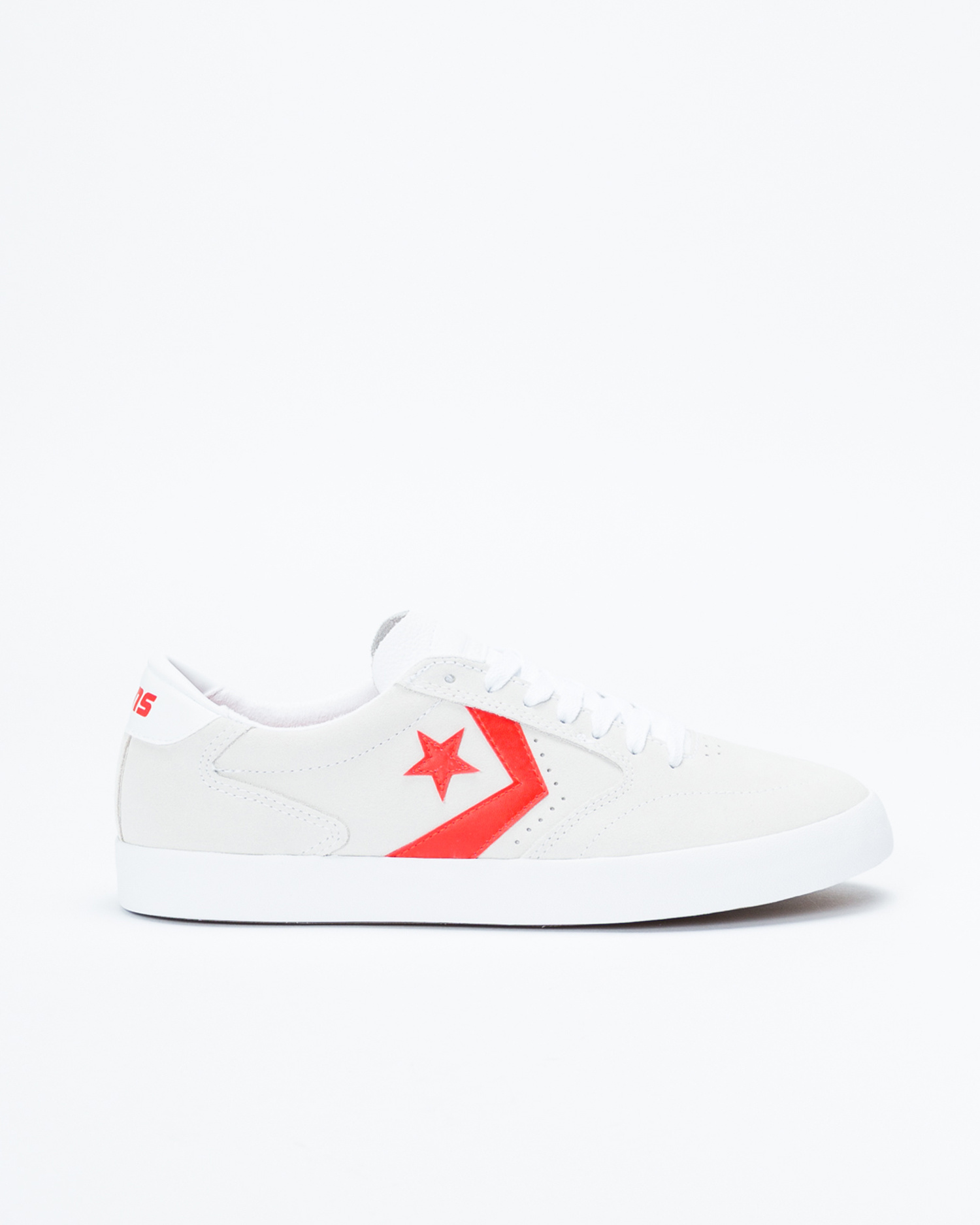 Converse Checkpoint Pro OX White/Habanero/Red