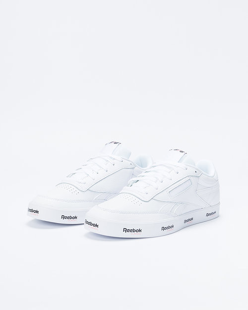 Reebok Club C Revenge MU White/Black/Primal R