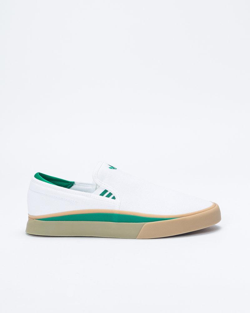 Adidas Skateboarding Adidas Sabalo Slip Ftwwht/Bgreen/Gum4