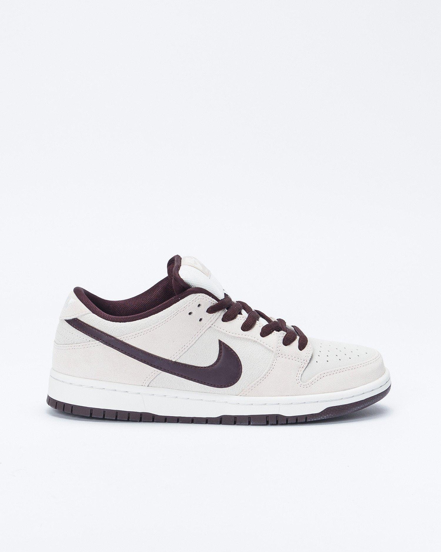 best service 2300d 6a871 Nike SB Nike SB Dunk Low Pro Desert Sand/Mahogany-Summit White