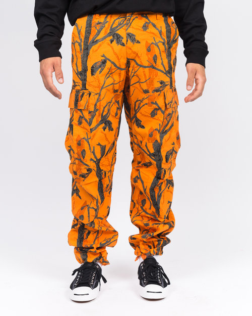 Carhartt Carhartt Regular Cargo Pant Camo tree/Orange rinsed