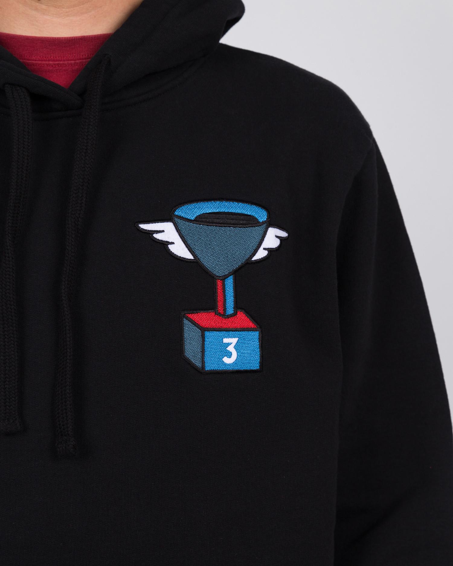 Parra 3rd prize cup winner hoodie black