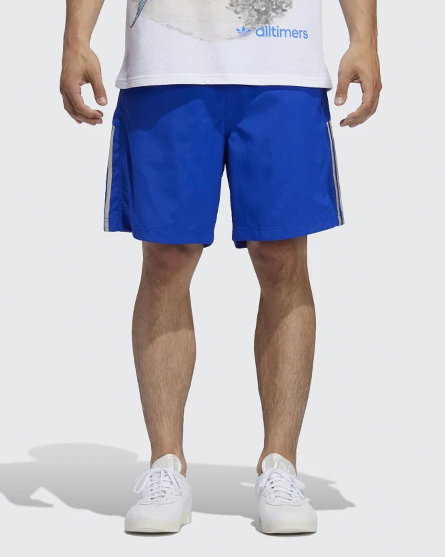 adidas x Alltimers Shorts Bold Blue/Sub Green
