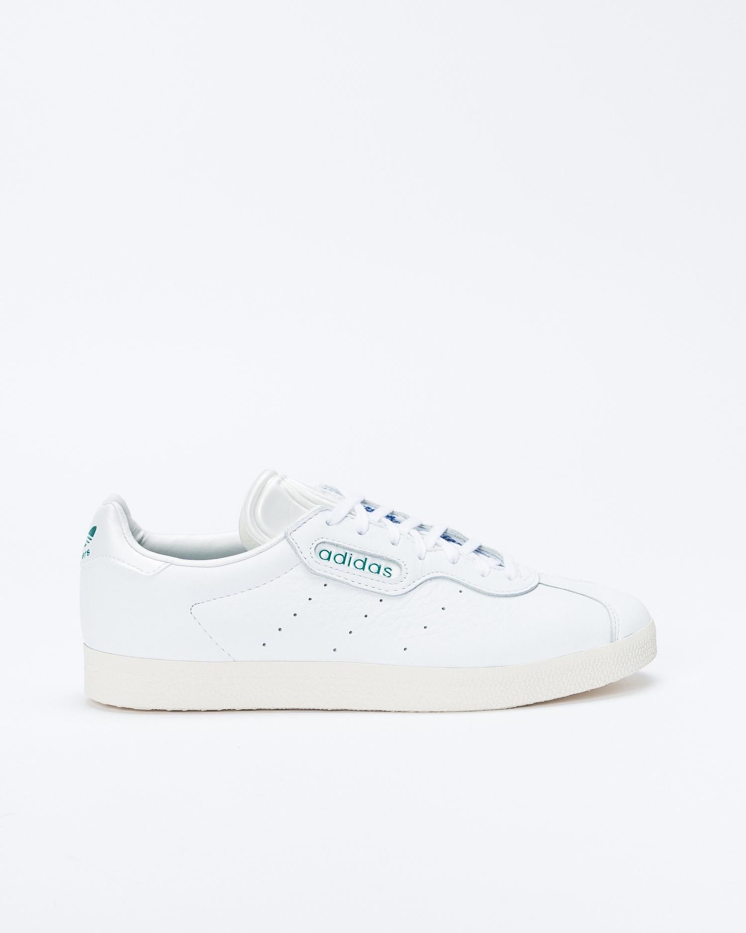 adidas x Alltimers Gazelle Cloud White/Chalk White