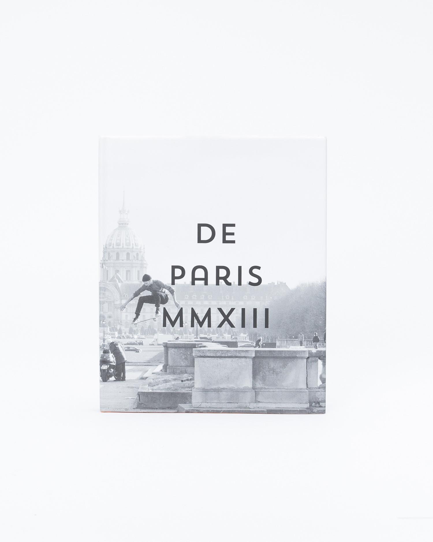 De Paris Yearbook MMXIII 2013