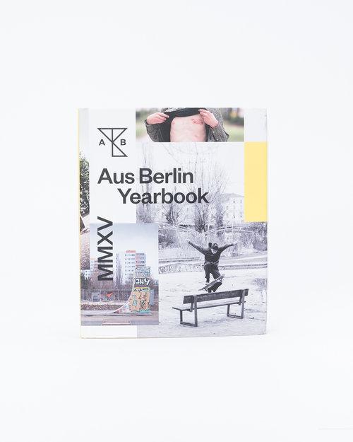 DPY Aus Berlin Yearbook MMXV 2015