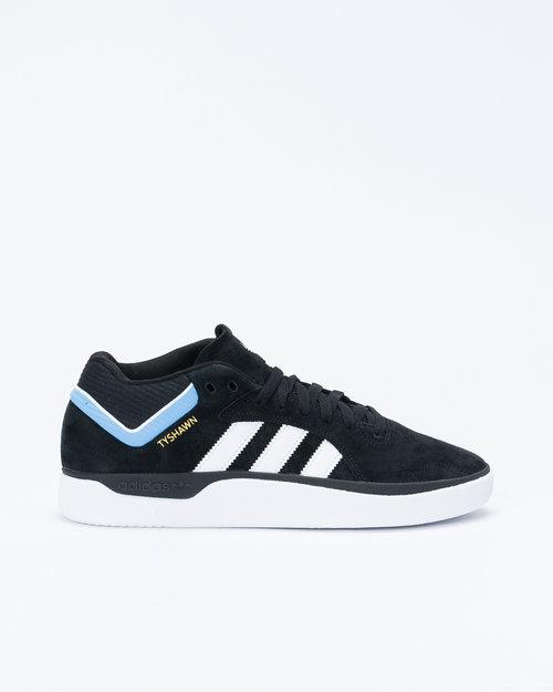Adidas Skateboarding Adidas Tyshawn Core Black/Footwear White/Light Blue