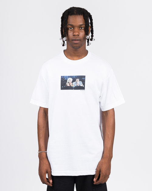 Skateboard Cafe Skateboard Café Cinema Tee White