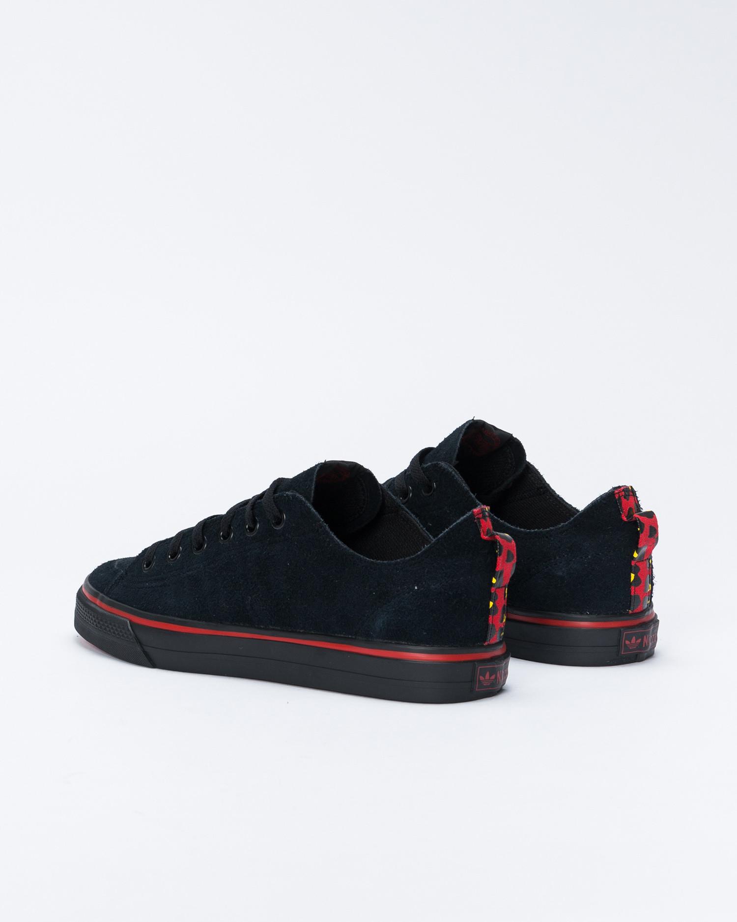 Adidas Nizza RFS  Cblack/Scarle/Ftwwht