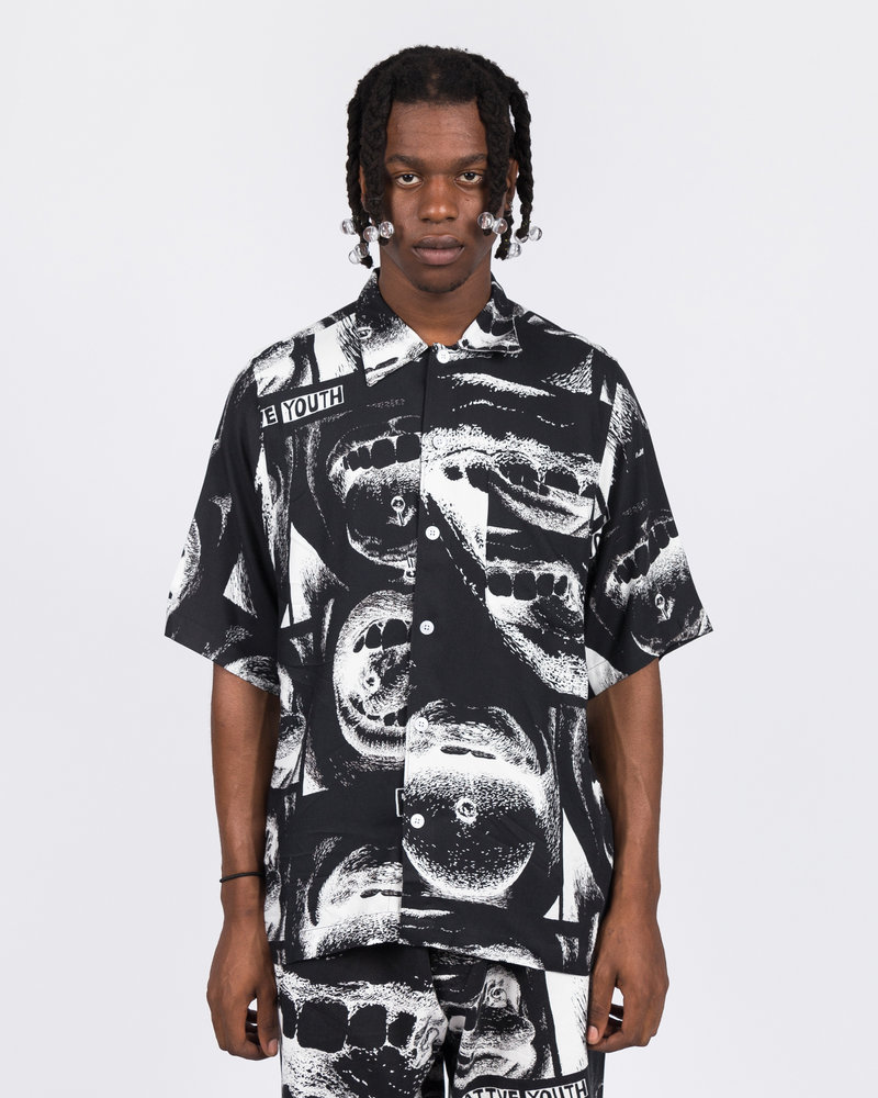 Polar Polar X Iggy Alternative Youth Shirt Black