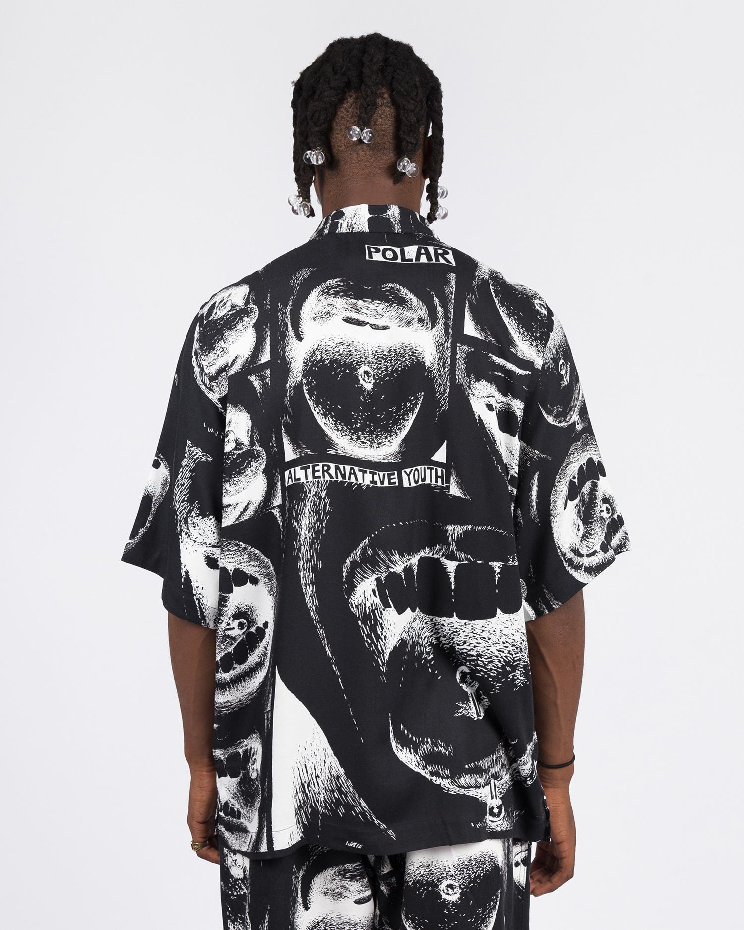 Polar X Iggy Alternative Youth Shirt Black