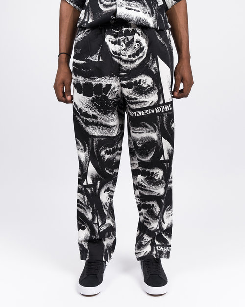 Polar Polar X Iggy Alternative Youth Pants Black