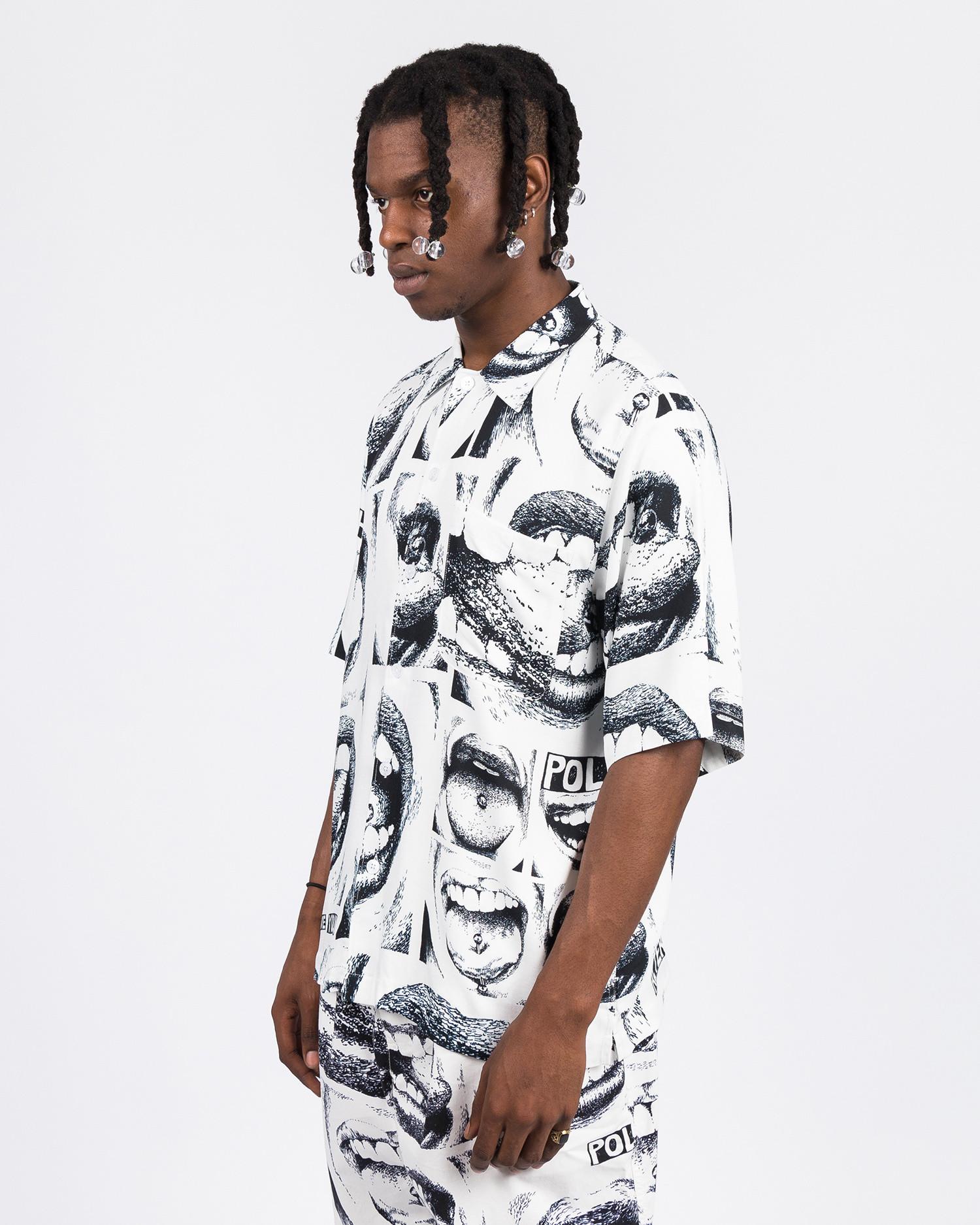 Polar X Iggy Alternative Youth Shirt White