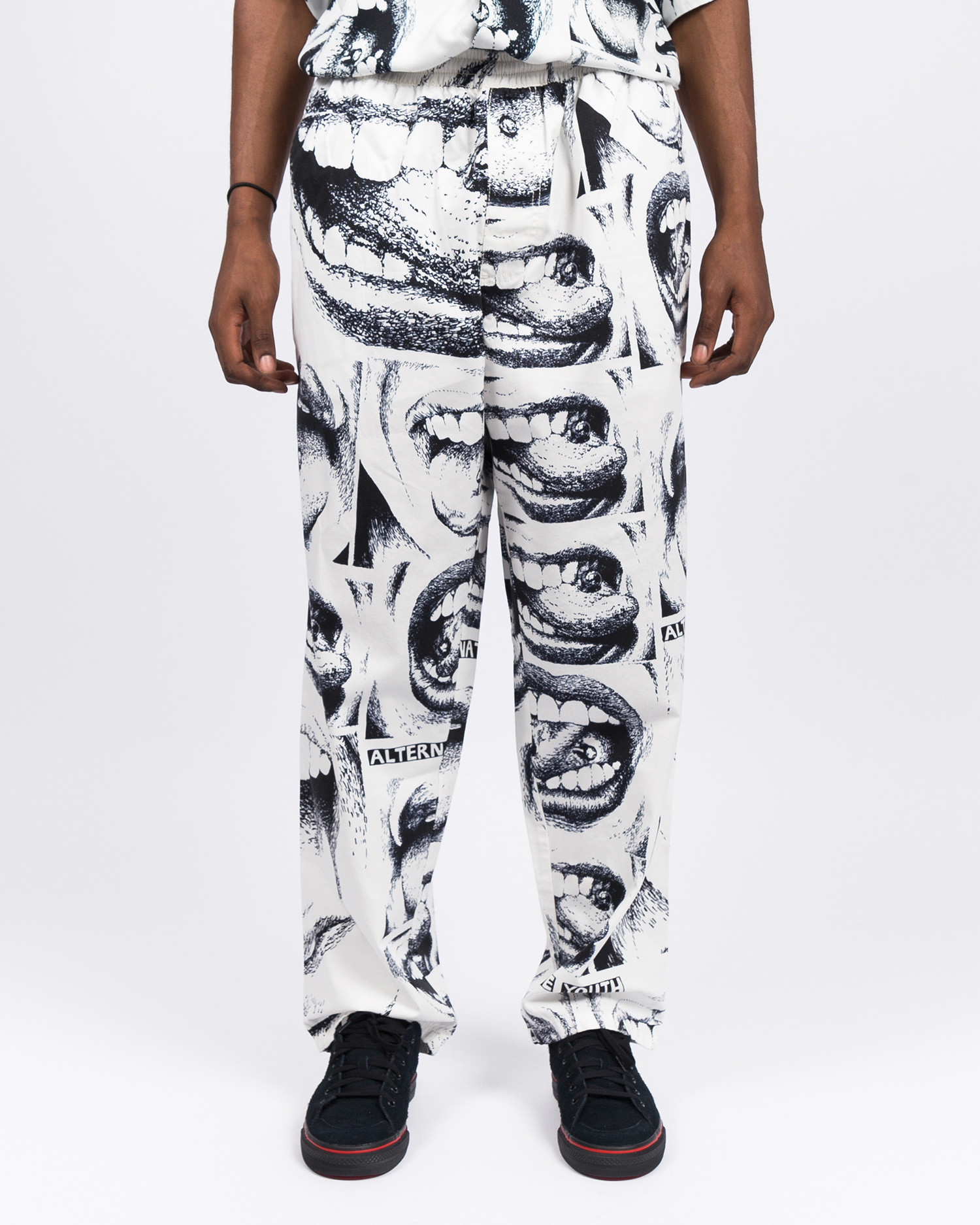 Polar X Iggy Alternative Youth Pants White