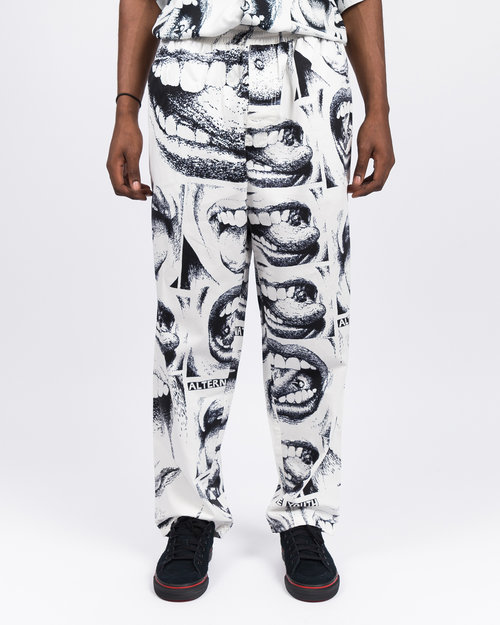 Polar Polar X Iggy Alternative Youth Pants White