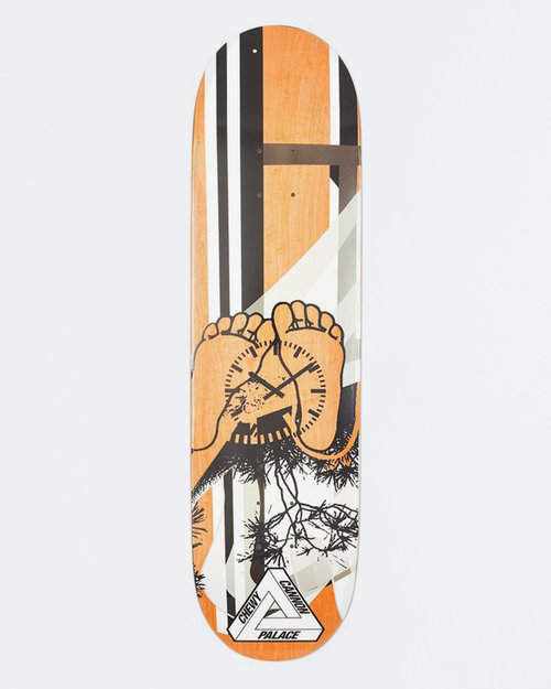 """Palace Chewy Deck 8,375"""""""