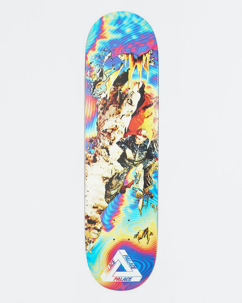 Palace Palace Man like Jezza Deck 8,1""