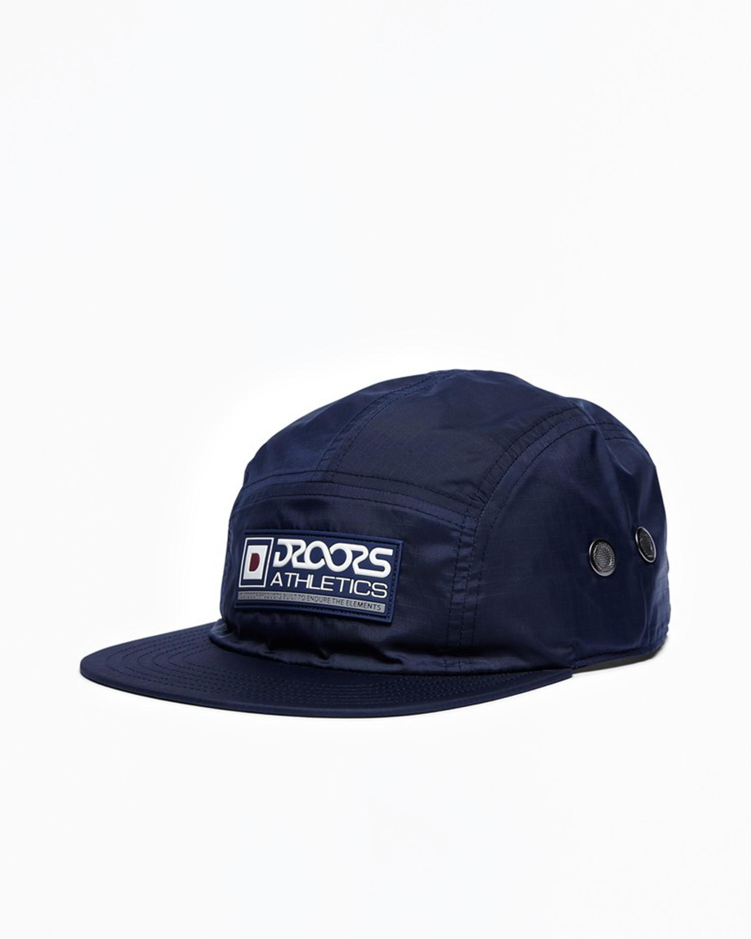 DROORS Infinity Camp Hat Navy