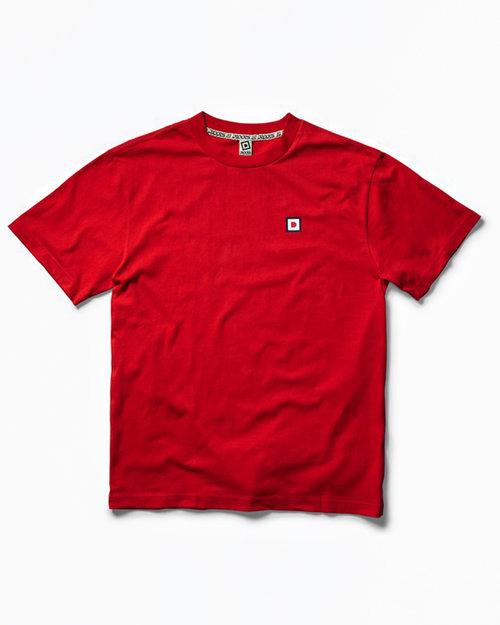 DC DROORS Basketbal T-Shirt Racing Red