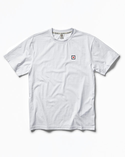 DC DROORS Basketbal T-Shirt White
