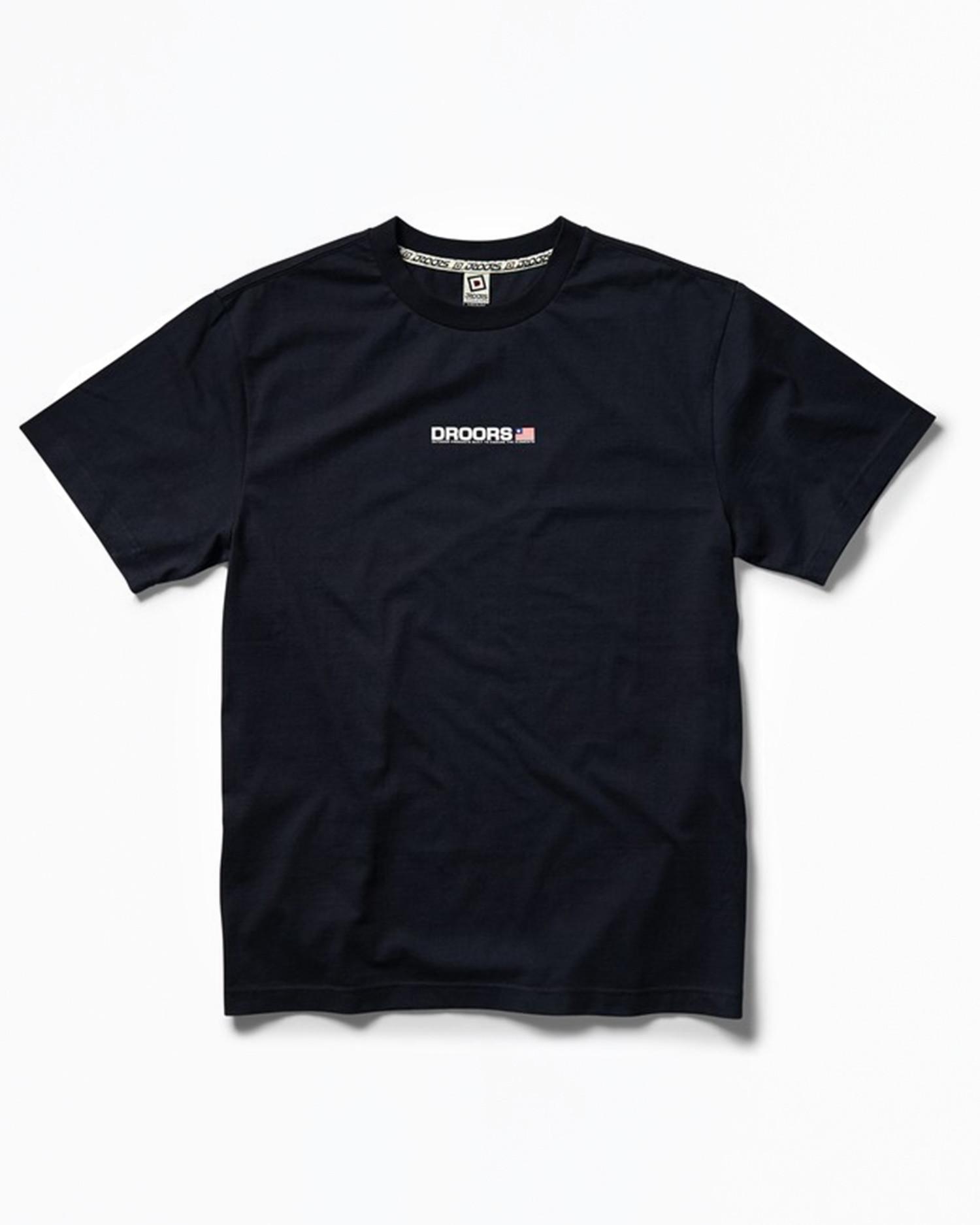 DROORS Mountain T-Shirt Navy