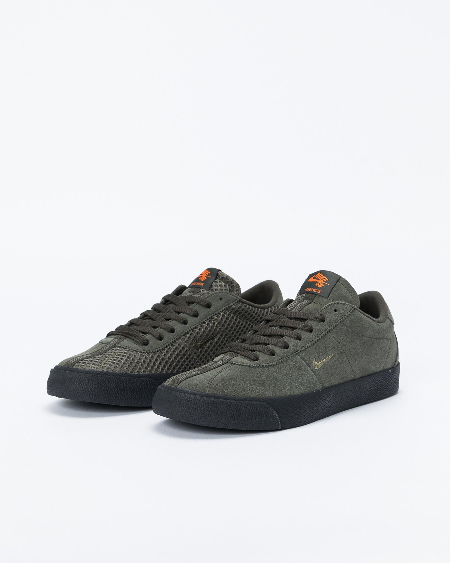 Nike SB Zoom Bruin Iso Orange Label Sequoia/medium olive-safety orange