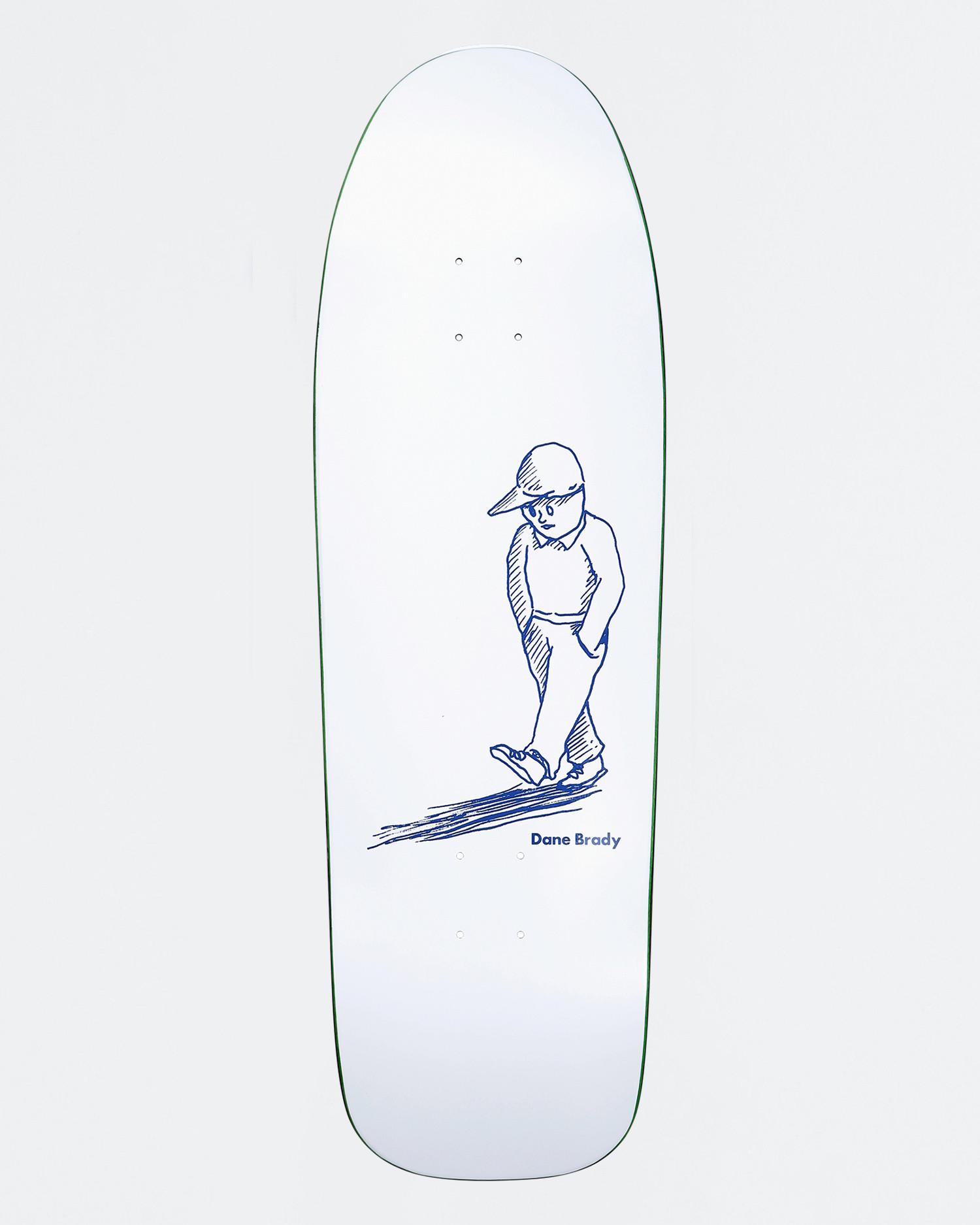 Polar Dane Brady Deck Alone Special Shape
