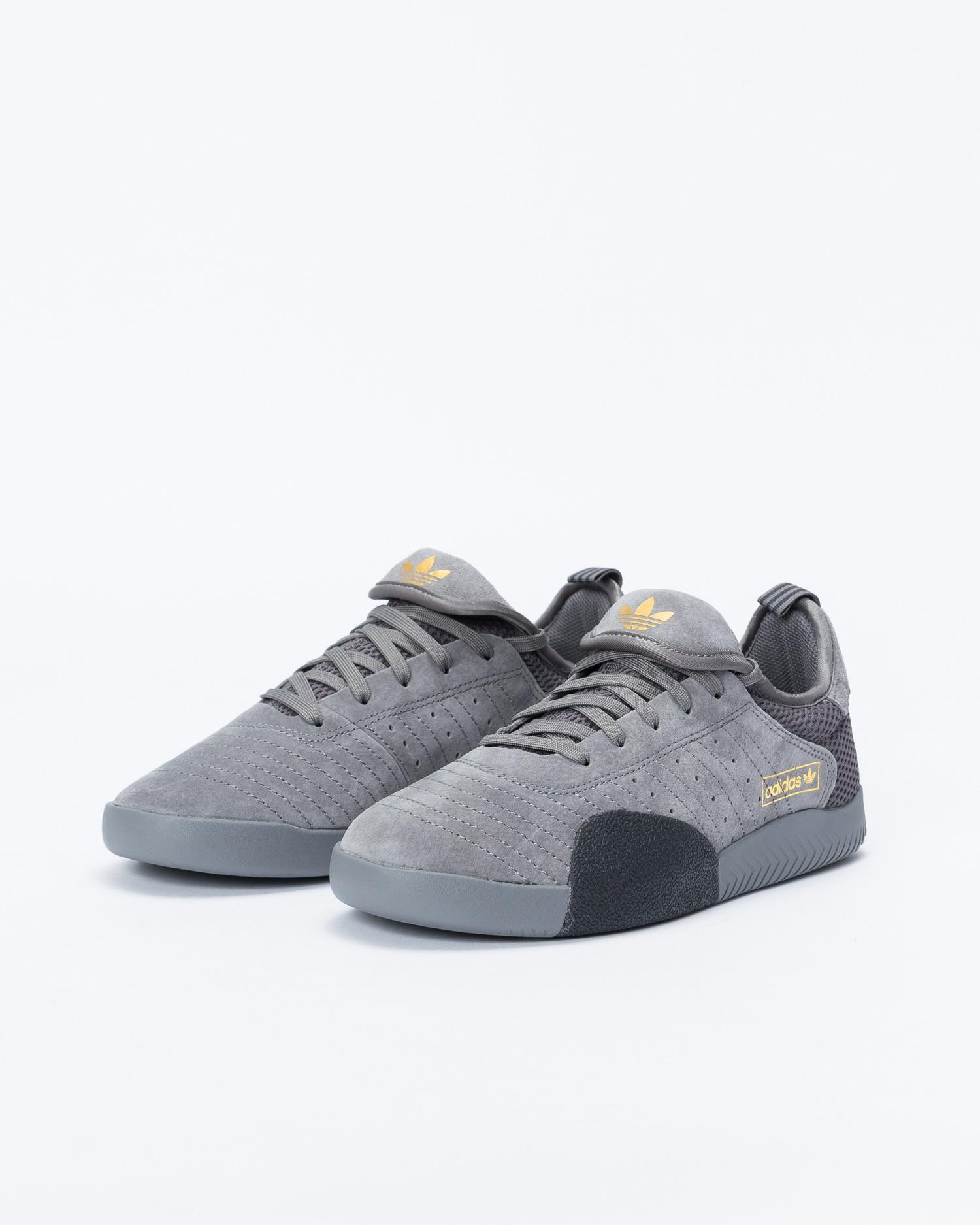 adidas 3ST.003 Shoes Grey Four Carbon Gold Metallic