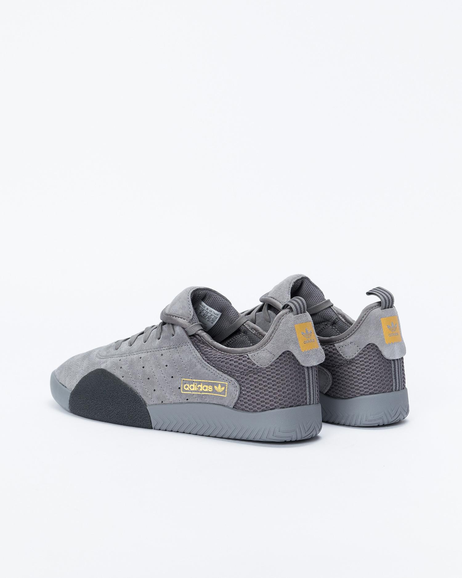 Adidas 3st.003 Grey Four / Carbon / Gold Metallic