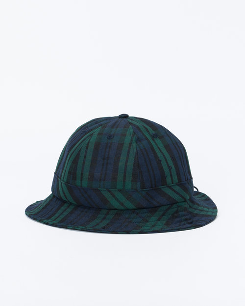 Pop Trading Co Pop Trading Co bell hat nightwatch plaid