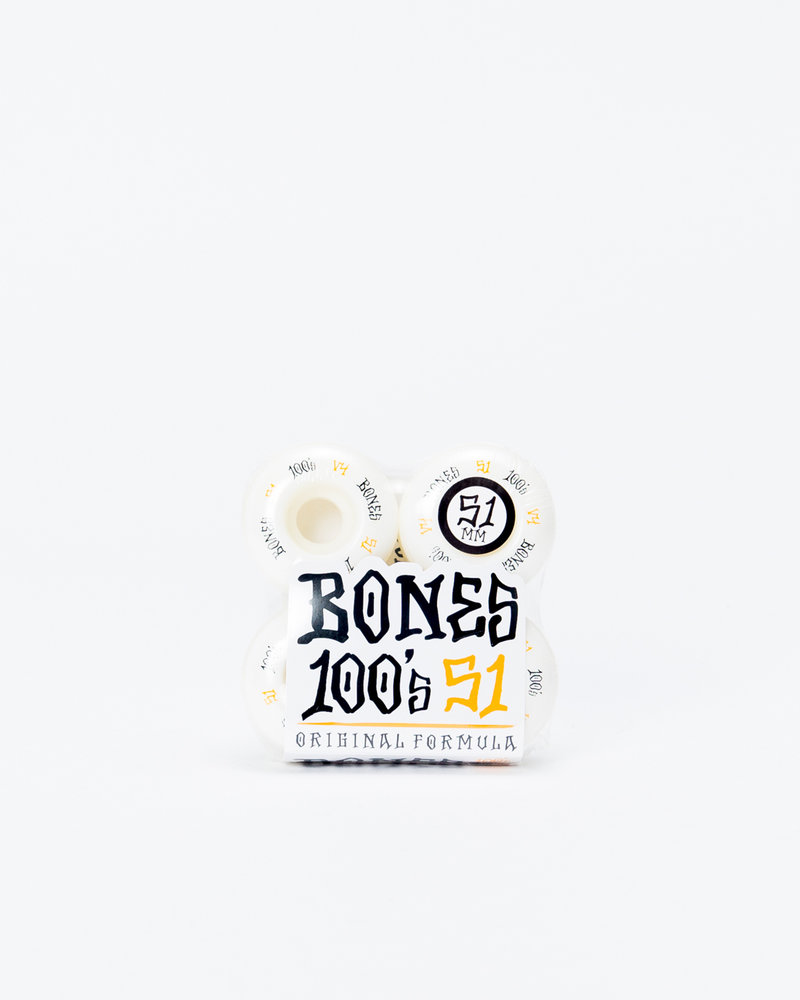 Bones Bones  100s 51 mm